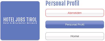 hotel job tirol osobny profil
