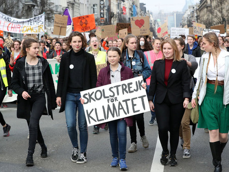 Climate Strike-Out