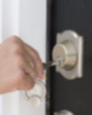 Frigørelse af døren