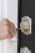 key opening door