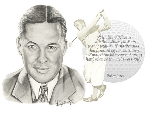 Bobby Jones - Quote
