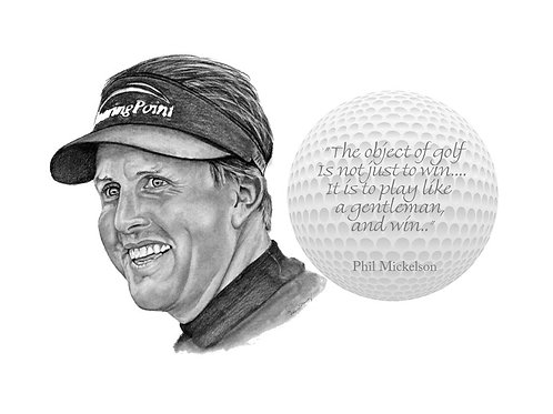 Phil Mickelson - Quote