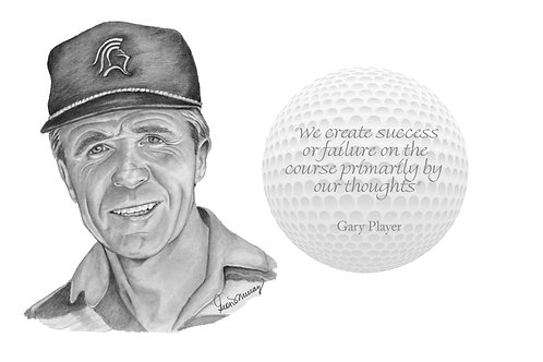 Gary Player - Quote