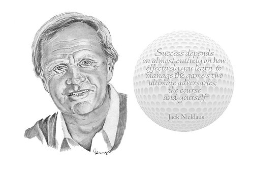 Jack Nicklaus - Quote