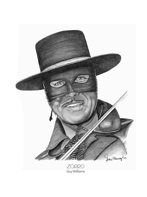 Zorro - Guy Williams