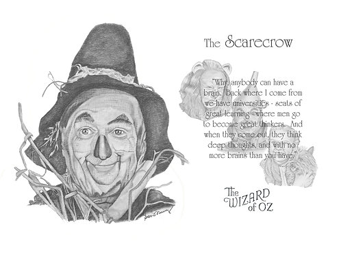 The Scarecrow - Quote