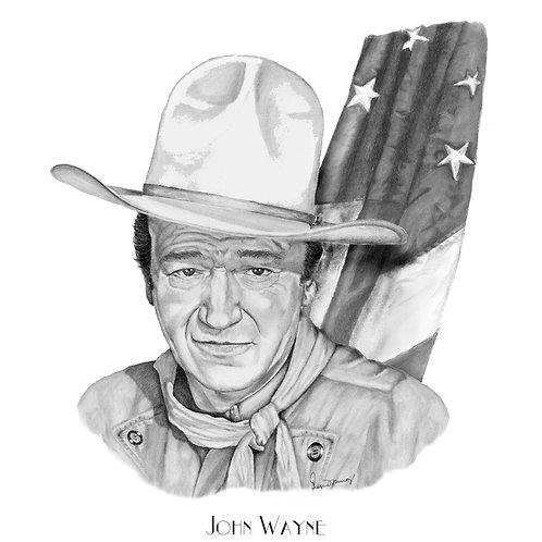 John Wayne - American Hero