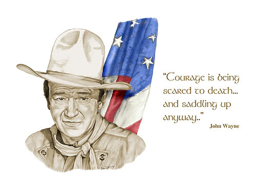 John Wayne - Quote