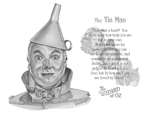 The Tin Man - Quote