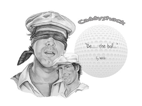 Caddy Shack - Be the Ball