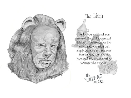 The Lion - Quote