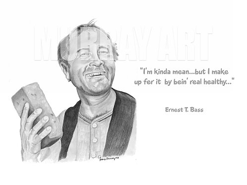 Ernest T - quote