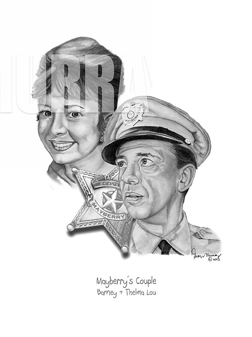 Mayberry's Couple