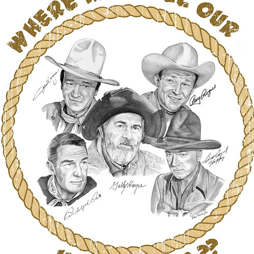 Cowboy Legends - Where have they gone?