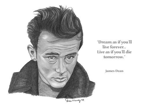 James Dean - Quote