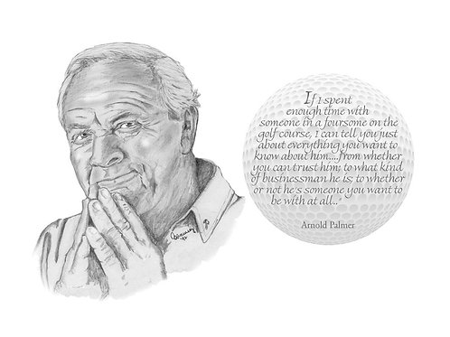 Arnold Palmer - Quote