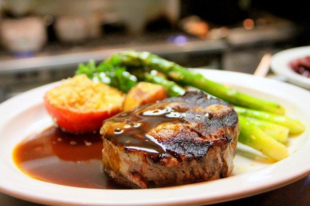 Green Island Spice Steak Sauce