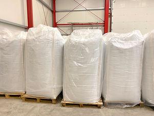 Big Bags mit Material