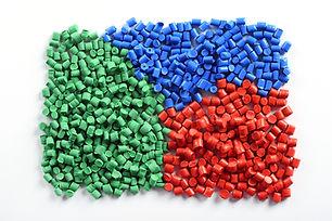 Kunststoff Granulat 2