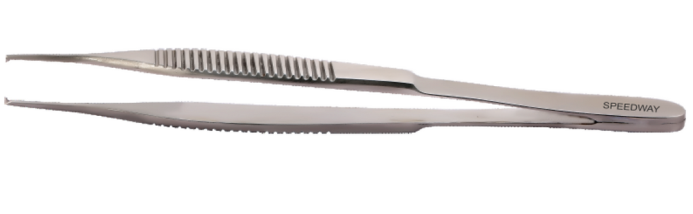 Adson Tissue Forceps 1X2 Teeth
