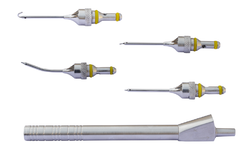 I/A Handpiece changeable tip SS
