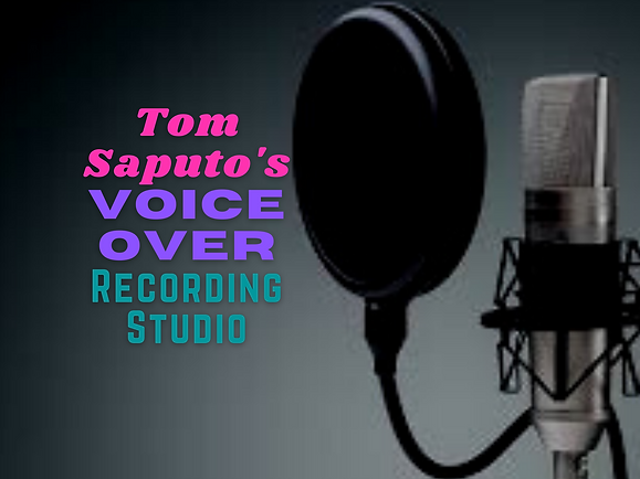 Tom Saputo's Voice-Over Recording Studio