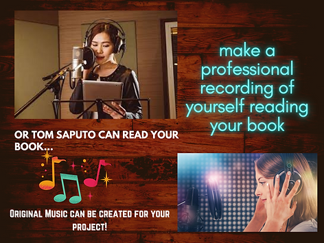 make a recording of yourself reading you