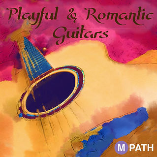 PLAYFUL & ROMANTIC GUITARS