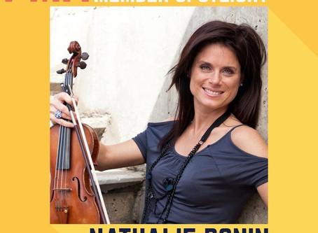 PMA Member Spotlight - Nathalie Bonin