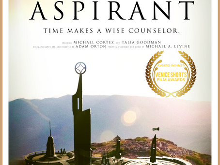 Mpath Writer and Curator's Film Wins Best Science Fiction Short at Venice Shorts Film Festival
