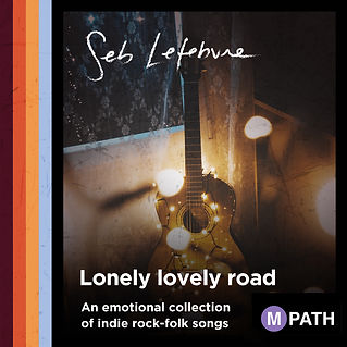LONELY LOVELY ROAD