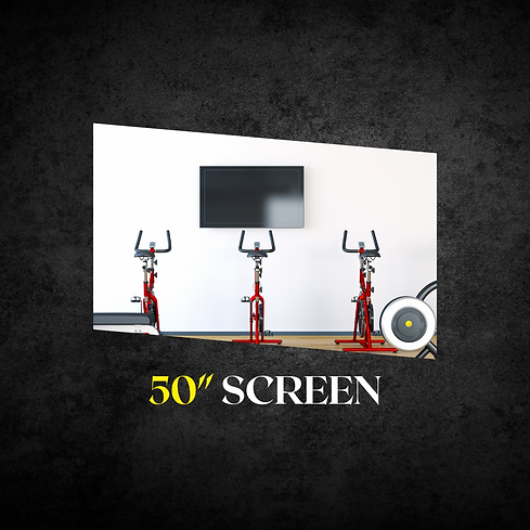 "50"" SCREEN"