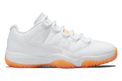 Jordan 11 low Citrus