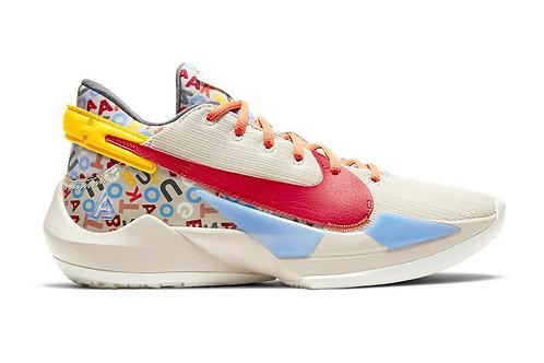 Nike Zoom Freak 2 Alphabet
