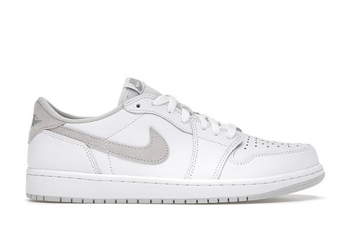 Jordan 1 Low Neutral Grey
