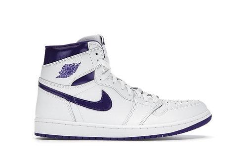 Court Purple Jordan 1