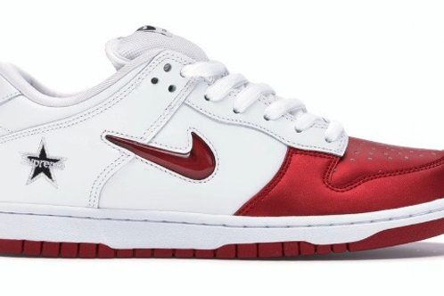 Nike Dunk Supreme Jewel Red