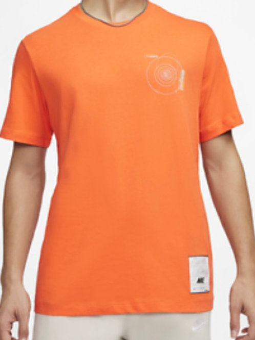 Nike Sports Electro- Orange T-Shirt