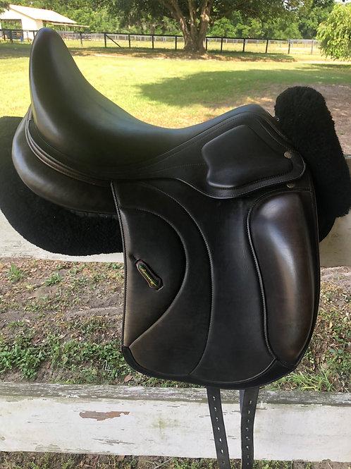 2015 Amerigo Cervia Siena Dressage Saddle