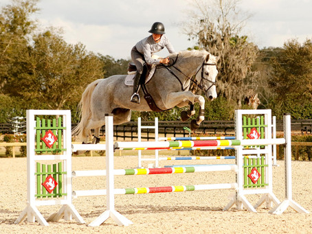Take A Ride With Ashlynn Meuchel As She Prepares For Grand Prix Eventing Weekend!!
