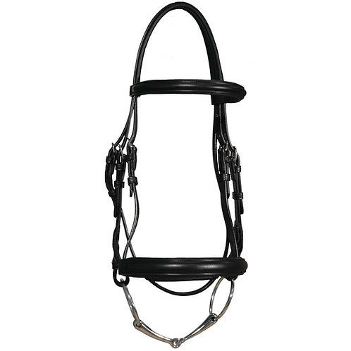 Vespucci Classic Dressage Bridle