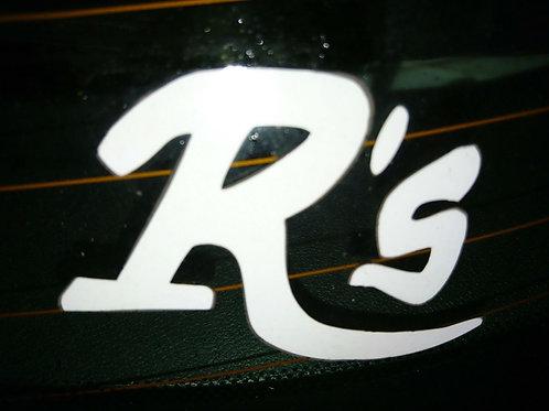 Rebels Car Patch