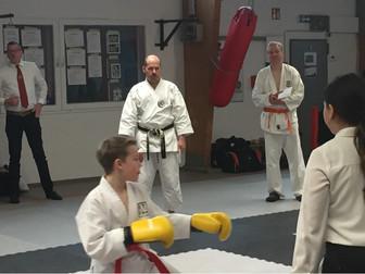 Karate Kampfrichterlehrgang