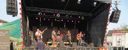 5 Fanfarons Festival_Palco