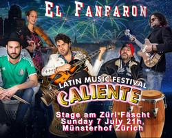 El Fanfaron_x6 Caliente Zurifaescht__