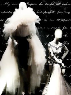 Gaultier Coture White 073