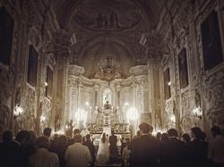 Candlelight Wedding | Taormina Italy