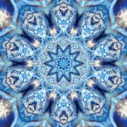kaleidoscope blue 1772