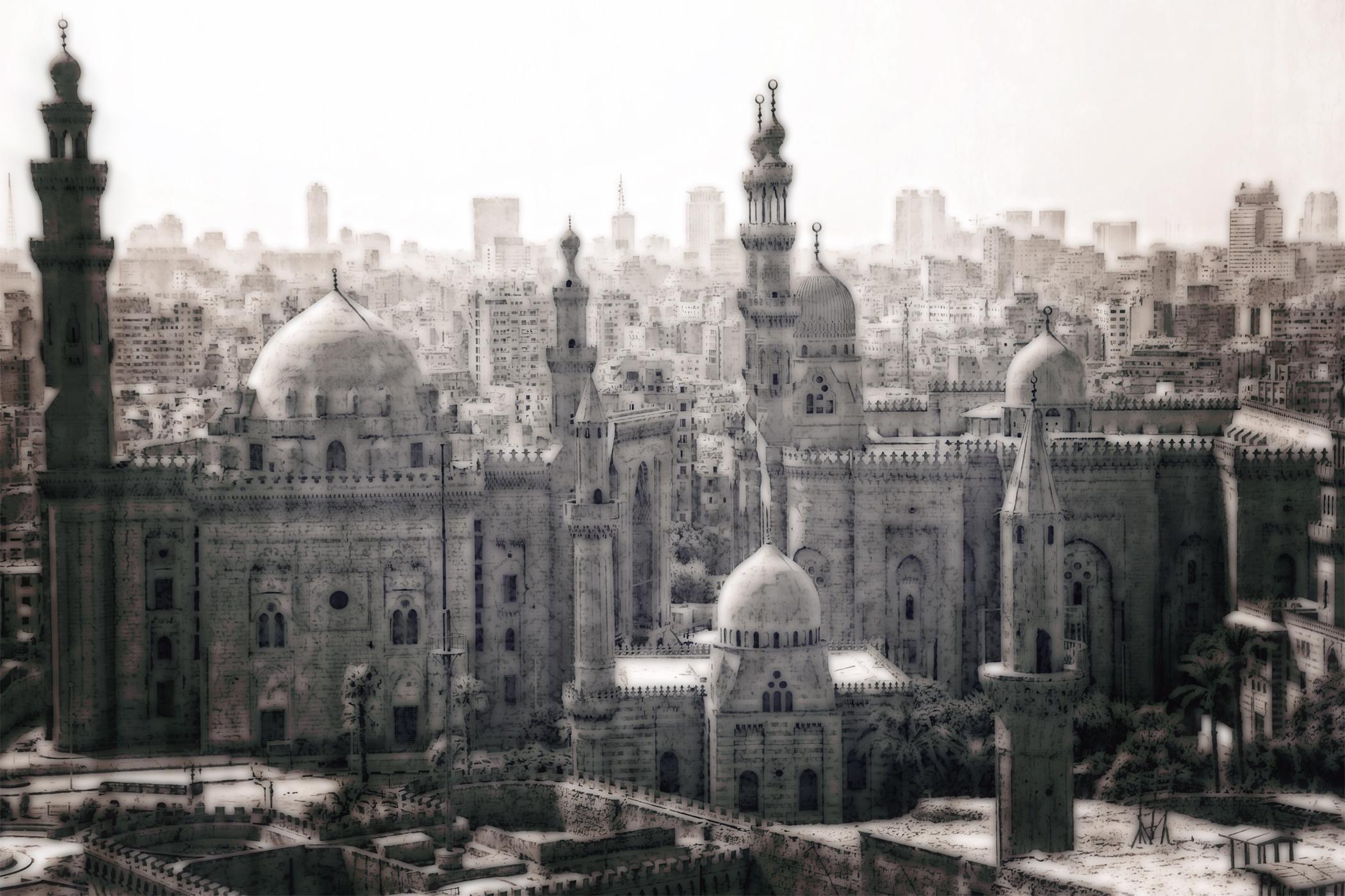 Al Rifa'i Mosque | Cairo Egypt 9963