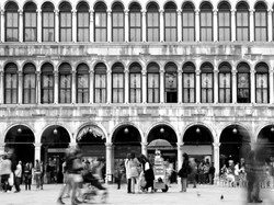 Italy Venice Piazza